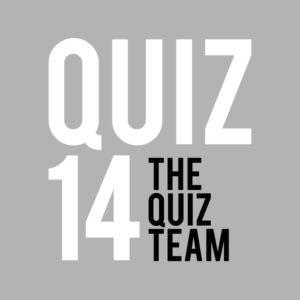 Quiz 14