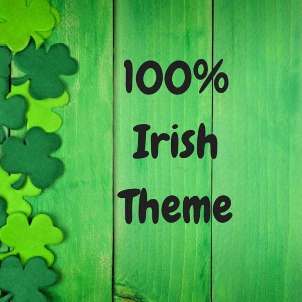 100%Irish Theme