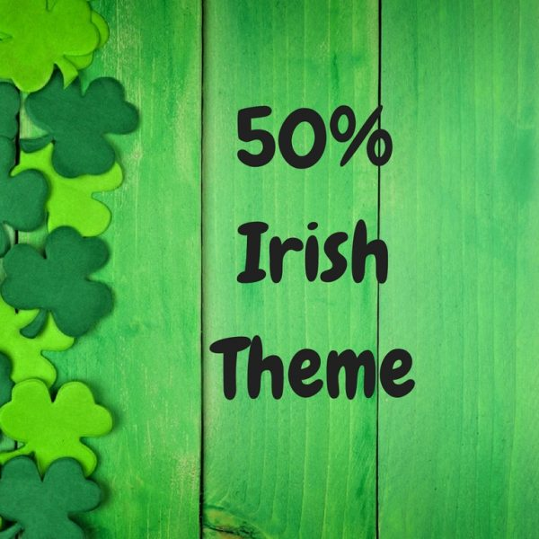 50%Irish Theme